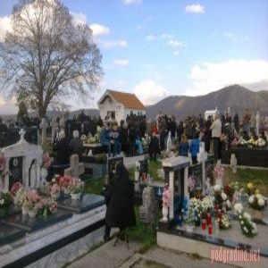 FOTO: Na Markovdan održana sv. misa na našem groblju