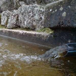 VIDEO: Izvor Ozrna, protok vode