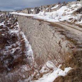 FOTO: Stara austrougarska cesta