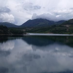 FOTO i VIDEO: Jezero Mandek (Val)
