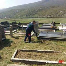 Očišćeno i pokošeno groblje spremno za Svisvete