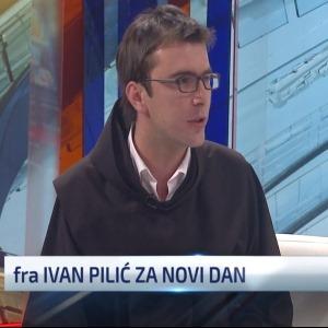 VIDEO: Gostovanje fra Ivana Pilića na N1 televiziji povodom Uskršnjih blagdana