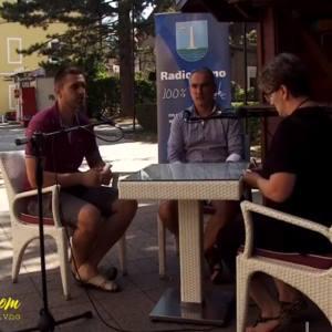 VIDEO: Najava Susreta svih Podgradinjana na Radio Livnu