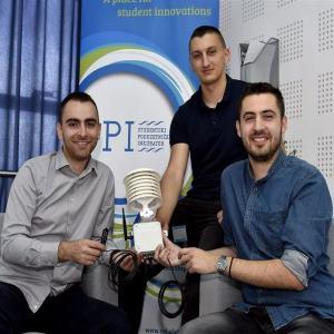 Martin Pervan i kolege s FESB-a osvojili prvu nagradu za svoj izum