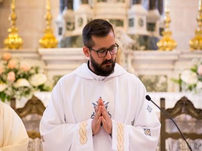 Don Pero Badrov – mladi svećenik koji vuče porijeklo iz Podgradine