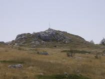 Kamešnica - Vrh Humac