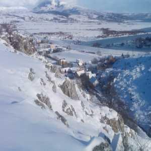 FOTO i VIDEO: Zima i zimska idila u Podgradini (2018./2019.)
