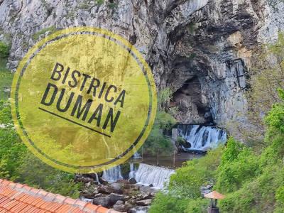 Izvor rijeke Bistrice – Duman (VIDEO)